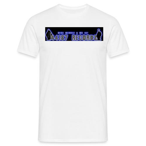 label1glowcut - Männer T-Shirt