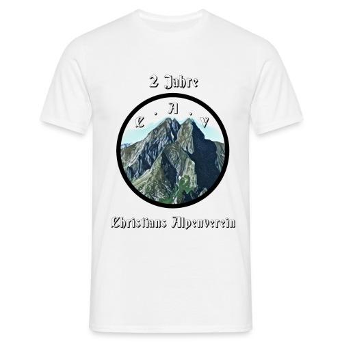 Jubiläumsshirt - Männer T-Shirt