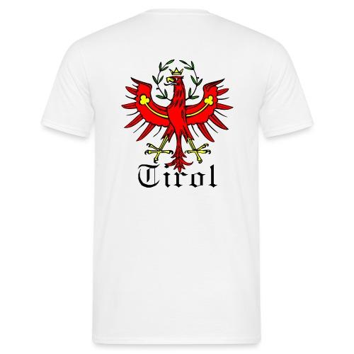Tirol Schriftzug - Männer T-Shirt