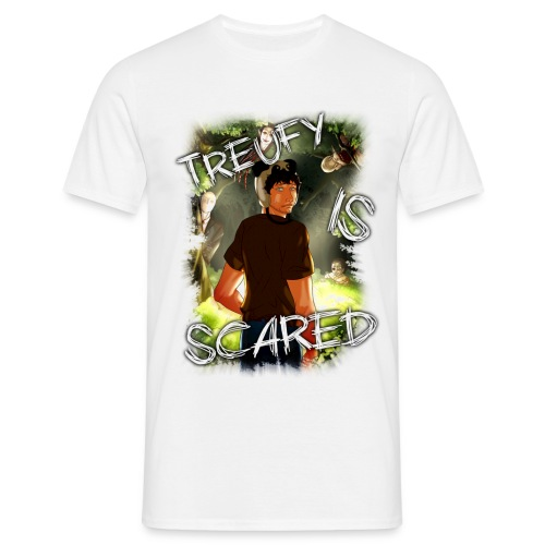 Treufy Indie Horreur png - T-shirt Homme