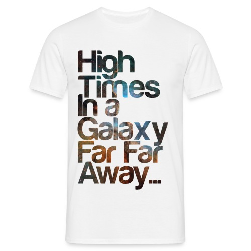 High Times - Men's T-Shirt