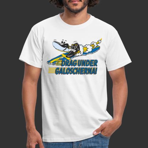 Drag under galoscherna. - T-shirt herr