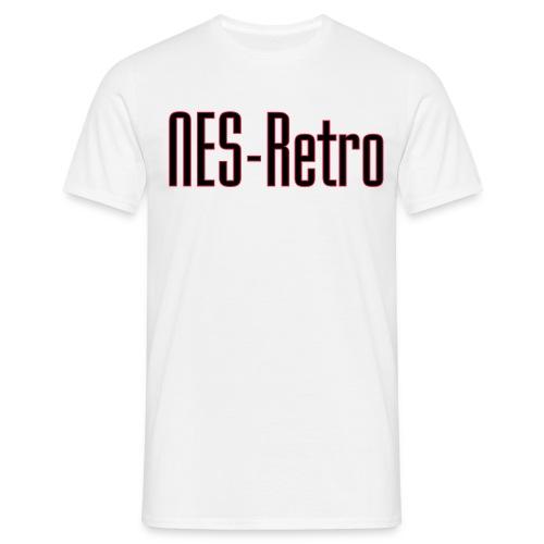 NES-Retro - Miesten t-paita