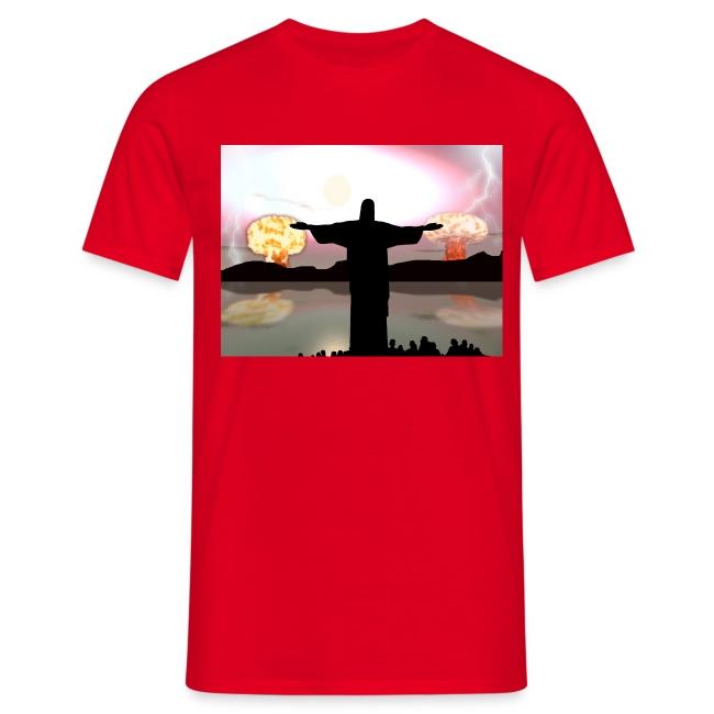 Nuclear Jesus T shirt