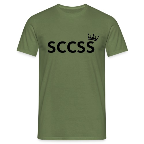 SCCSS - Mannen T-shirt