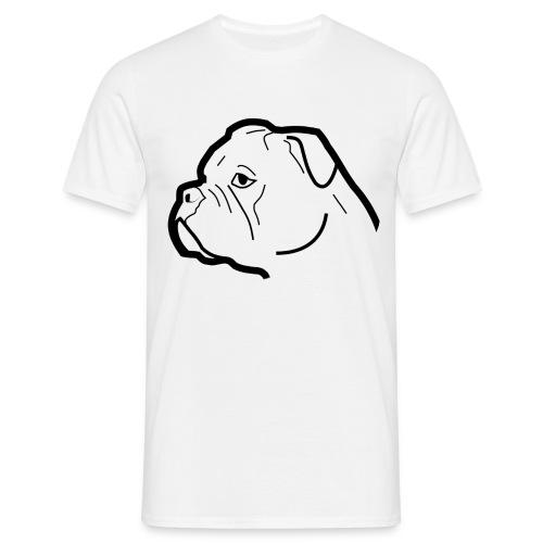 Continental Bulldog T-Shirt - Männer T-Shirt