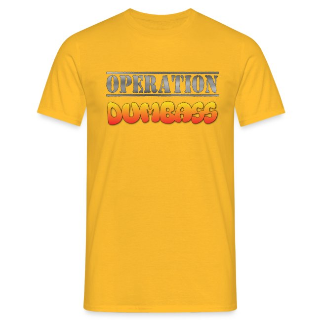 operation dumbass T Shirt png