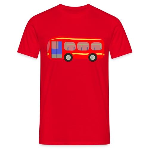 bus - Men's T-Shirt