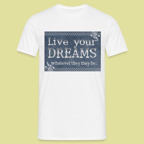 motivational 1177436 1280 jpg - Männer T-Shirt