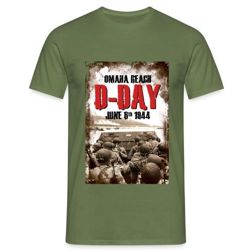 dday - Camiseta hombre