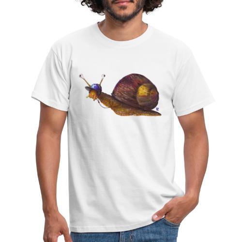Hip Hop Snail - T-shirt Homme