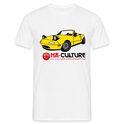 nac_gro_old_gelb - Männer T-Shirt