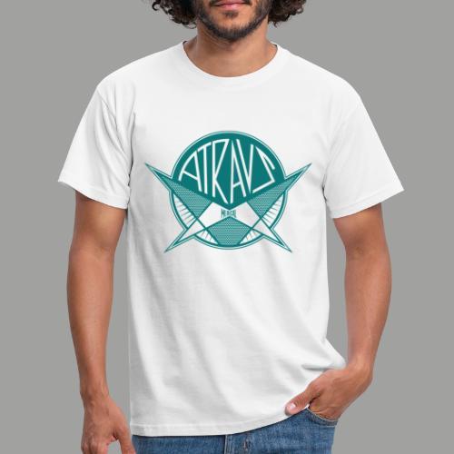 Atravs Medical, Logo green - T-shirt herr