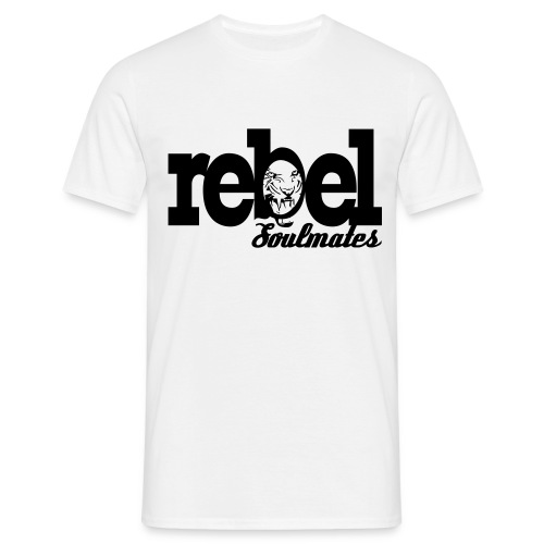 REBEL SOULMATES - Men's T-Shirt