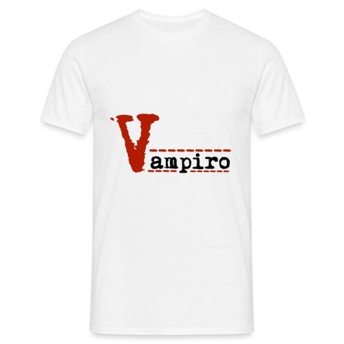vampiro JPG - Männer T-Shirt
