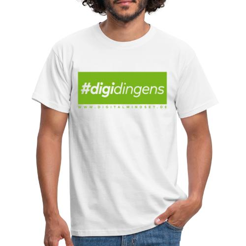 #digidingens - Männer T-Shirt