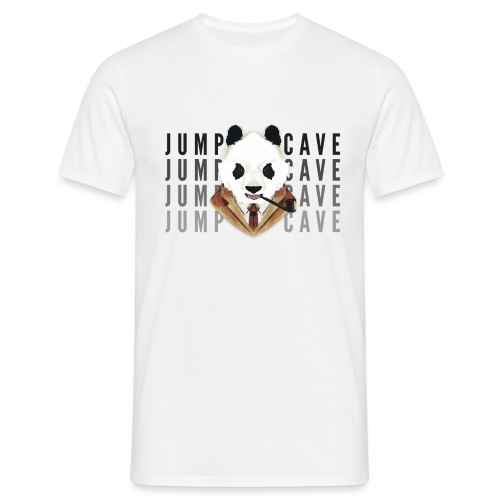 PANDA DROP - T-shirt Homme