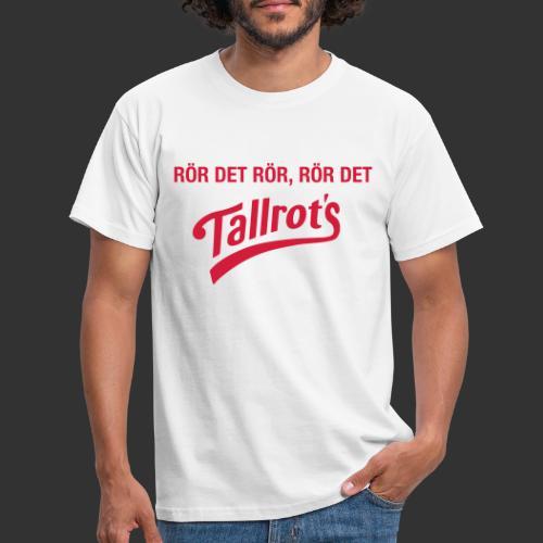 Tallrot's Rör - T-shirt herr