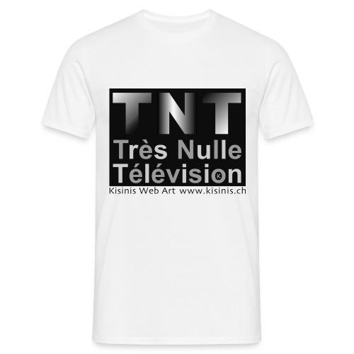T-shirt TNT Kisinis - T-shirt Homme