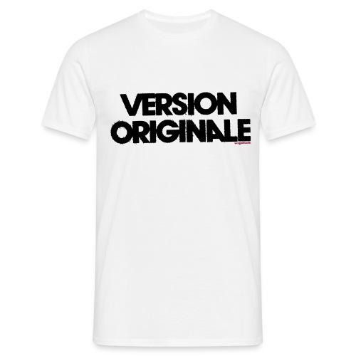 Version Original - T-shirt Homme