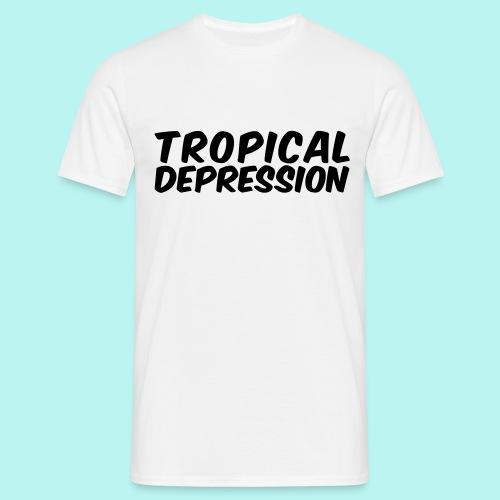 Tropical Depression - Männer T-Shirt