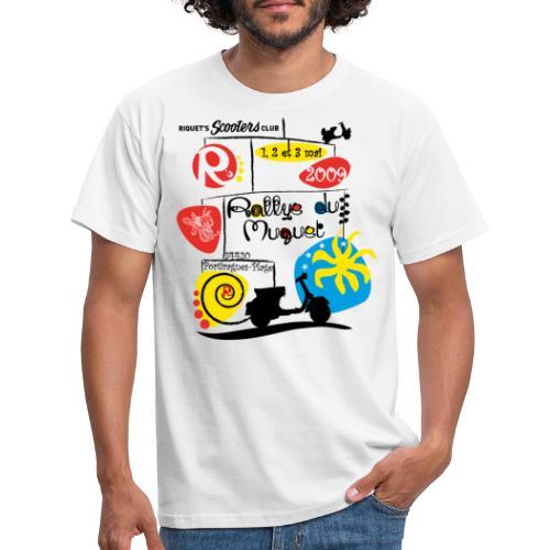 Rallye du Muguet 2009 - T-shirt Homme