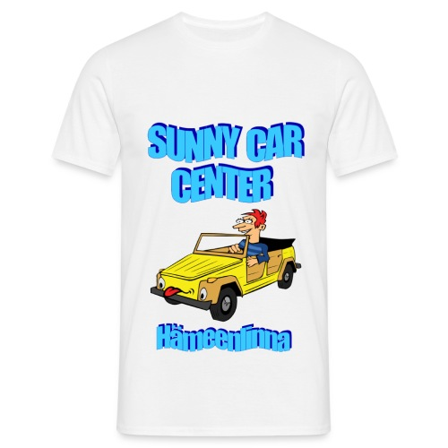Sunny Car Center - Men's T-Shirt