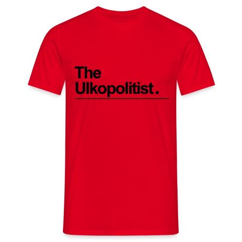 The Ulkopolitist - Miesten t-paita