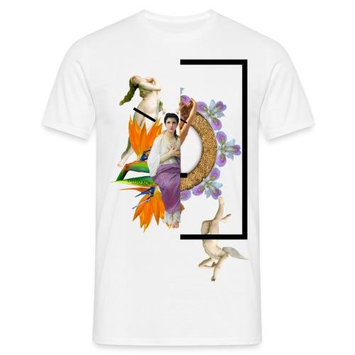 Collage png - Men's T-Shirt