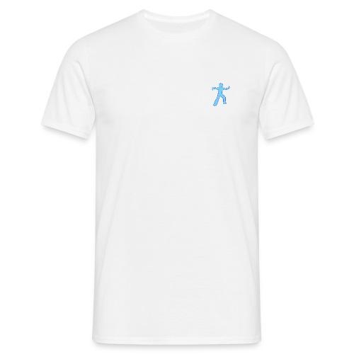 Yangtaichi einfache Peitsche - Männer T-Shirt