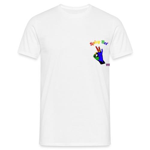 Pirde Spicy Boi - Men's T-Shirt