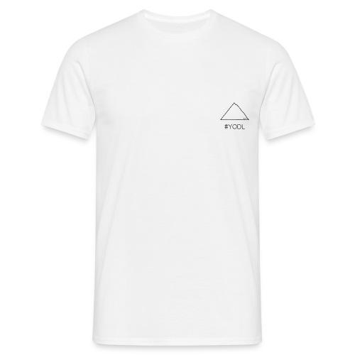 #Yodl - Männer T-Shirt