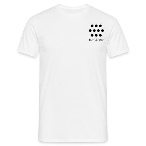 trefyratre - T-shirt herr