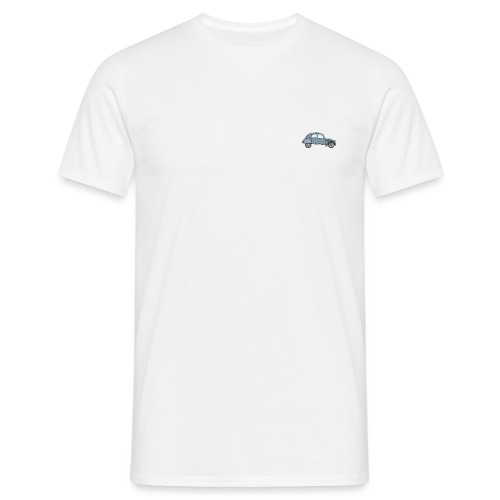 coche - Camiseta hombre