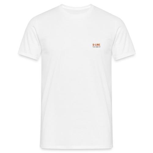 D-line - Camiseta hombre