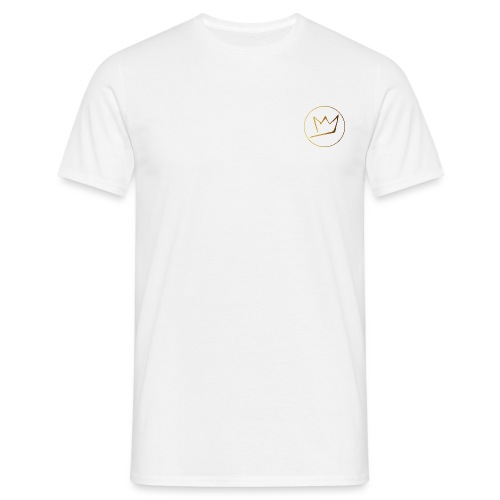 LOGO COURONNE PNG png - T-shirt Homme