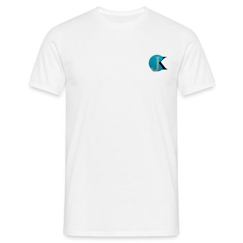 JK_Logo 2 png - Männer T-Shirt