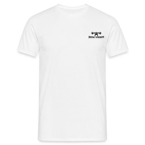 Bigfoot Strength 1 - Men's T-Shirt