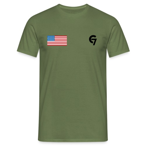 g7 png - Men's T-Shirt