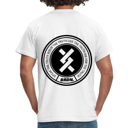 BRDN Truth - Männer T-Shirt