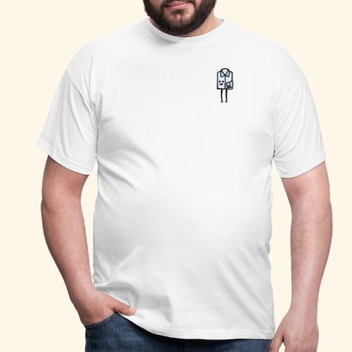 Camicia #2 (Ass&Camicia) - Maglietta da uomo