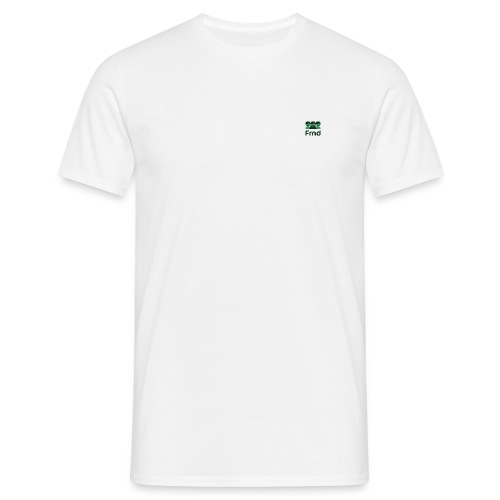 Frnd-Logo - Männer T-Shirt