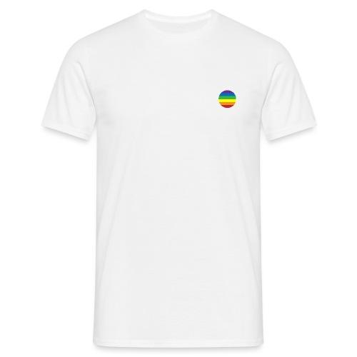 LGBT Badge - T-shirt Homme