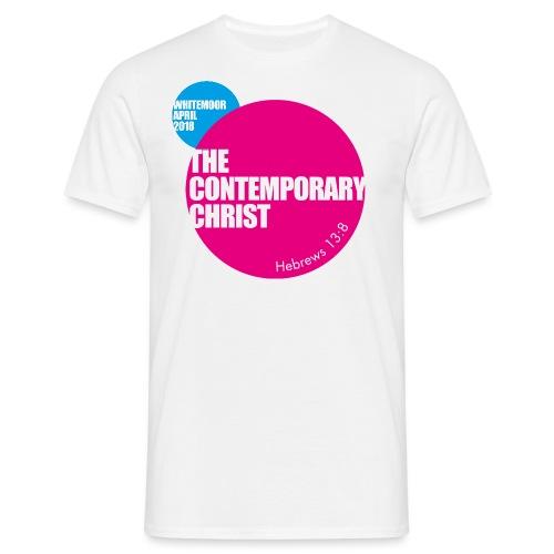 TCC round logos-5 - Men's T-Shirt