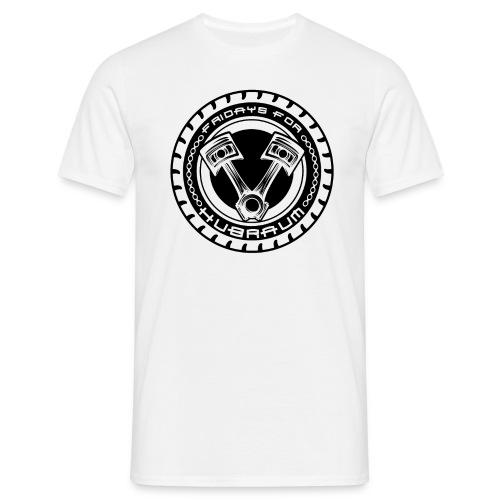 FRIDAYS FOR HUBRAUM Special Edition - Männer T-Shirt