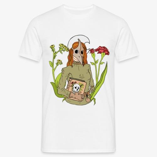 plague mask - color - Männer T-Shirt