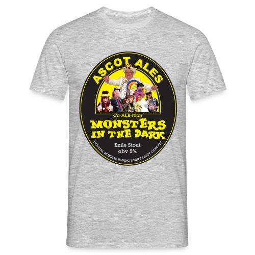 Monster_In_Dark - Men's T-Shirt