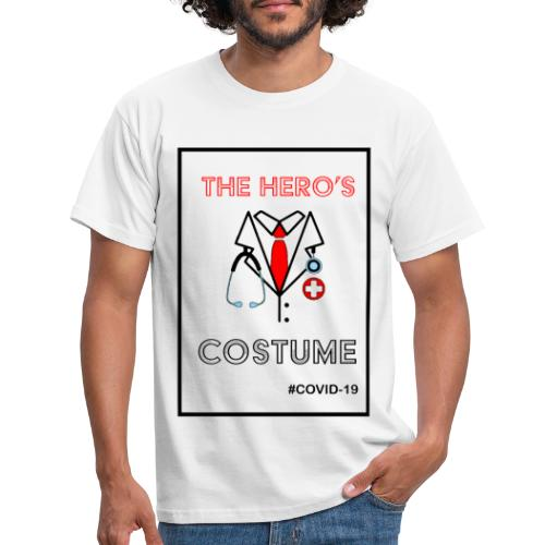 The Hero's Costume - T-shirt Homme