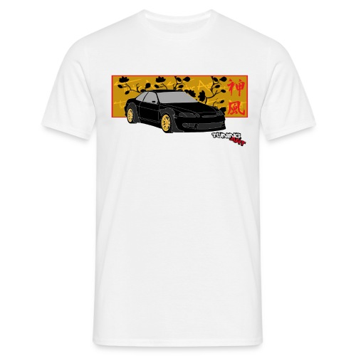 CherryTree - Männer T-Shirt