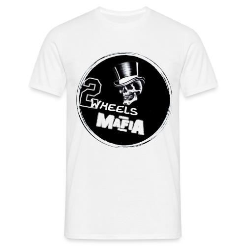 2WheelsMafia - Männer T-Shirt